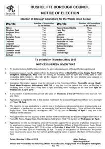 thumbnail of Notice Of Election – Borough
