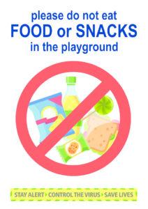 thumbnail of COVID 19 PLAY AREA no food notice (3)